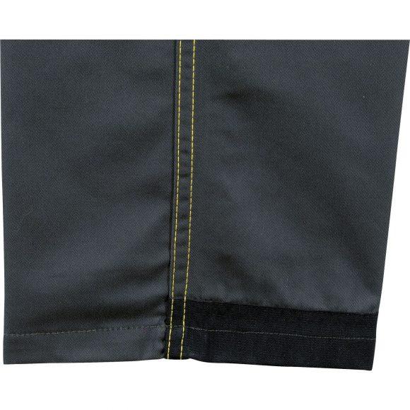 DMPAN GJ hem 580x580 - Spodnie robocze ogrodniczki DMACHSAL.