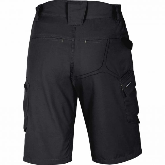 M5BE2 NO back 580x580 - Spodnie robocze bermudy M5BE2