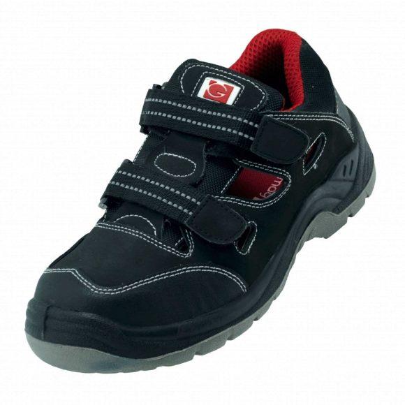 611 0001 580x580 - Sandały bezpieczne skórzane ART. 611 S1 SRC