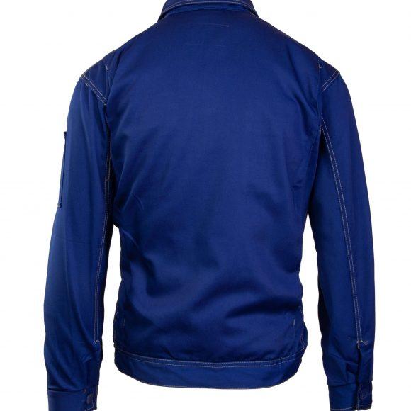 Brixton Classic Bluza Niebieski 04 580x580 - Ubranie robocze BRIXTON CLASSIC (bluza + ogrodniczki) WYPRZEDAŻ