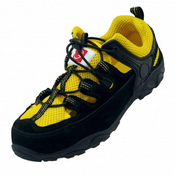 621 0001 580x580 - Sandały bezpieczne skórzane zamsz ART. 621 S1 SRC