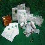 wYPOSAŻENIE DIN 13164 1 1 150x150 - Apteczka pierwszej pomocy BDR z wyposażeniem DIN 13164 z wieszakiem (systemem mocującym)