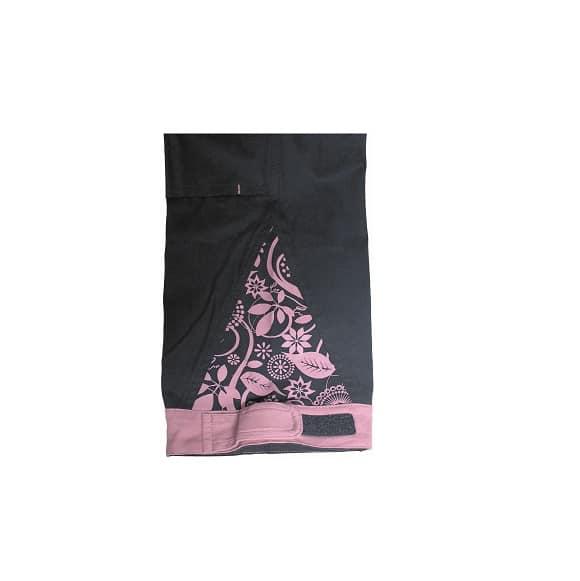 03020209 YOWIE PANTS lila IMG 9188 detail www - Spodnie robocze damskie do pasa bawełniane stretch YOWIE CERVA
