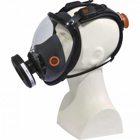 M9200 ROTOR GALAXY 580x580 - Maska przeciwgazowa pełnotwarzowa M9200 - ROTOR GALAXY