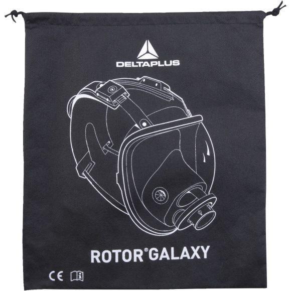 M9200 ROTOR GALAXY bag 580x580 - Maska przeciwgazowa pełnotwarzowa M9300 - STRAP GALAXY