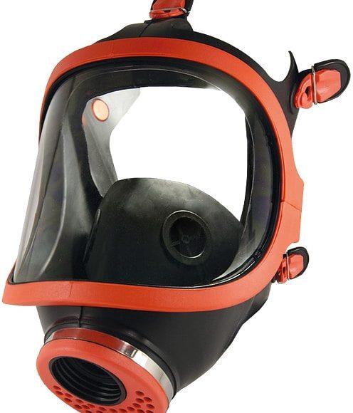 maska731 C 496x580 - Maska przeciwgazowa pełnotwarzowa OXYLINE Climax 731