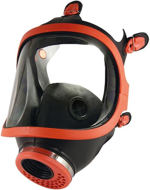 maska731 C - Maska przeciwgazowa pełnotwarzowa OXYLINE Climax 731