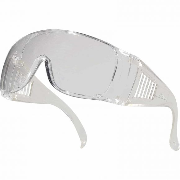 PITON CLEAR 580x580 - Okulary ochronne PITON CLEAR (LUCERNE CLEAR)