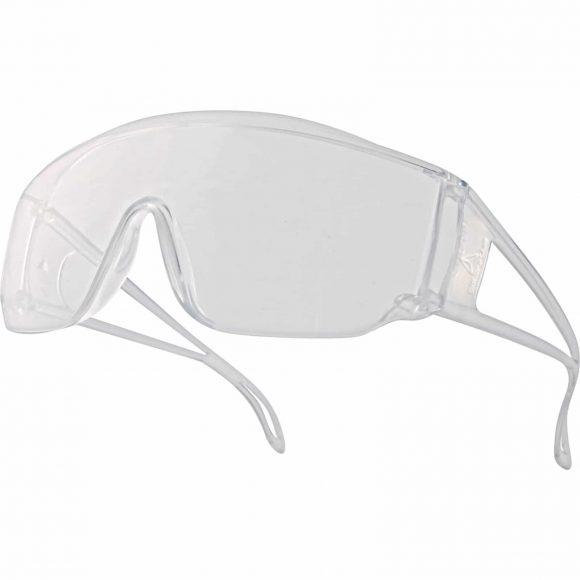 PITON2 CLEAR 580x580 - Okulary ochronne PITON2 CLEAR