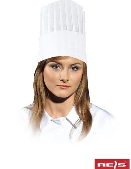 0021681264 450x580 - Czapka kucharska papierowa CZCOOK-KITCHEN op. 10 szt.