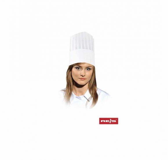 0021681264 www 580x554 - Czapka kucharska papierowa CZCOOK-KITCHEN op. 10 szt.