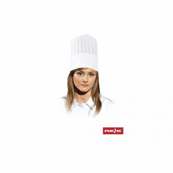 0021681264 www 580x580 - Czapka kucharska papierowa CZCOOK-KITCHEN op. 10 szt.