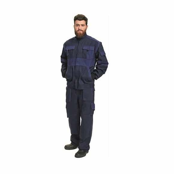 03010210 03020144 MAX jacket pants CERVA KATALOG 2015 UNOR 19096 www 580x580 - Spodnie robocze do pasa 100% bawełna MAX CERVA kolory