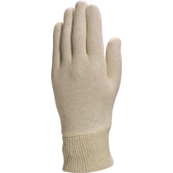 CO131 580x580 - Rękawice dziane bawełniane ecru ze ściągaczem CO131 DELTA PLUS
