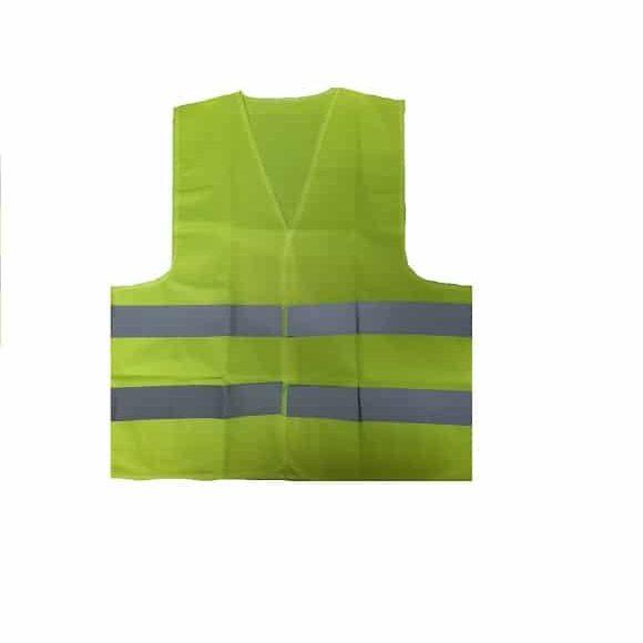 Kamizelka Hi Vis www 580x580 - Kamizelka ostrzegawcza żółta, pomarańczowa 2 odblaski (rozmiary S-3XL)
