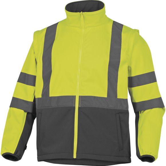 TARMAC internal jacket 580x580 - Kurtka ostrzegawcza całoroczna TARMAC 4 w 1 - OXFORD PU