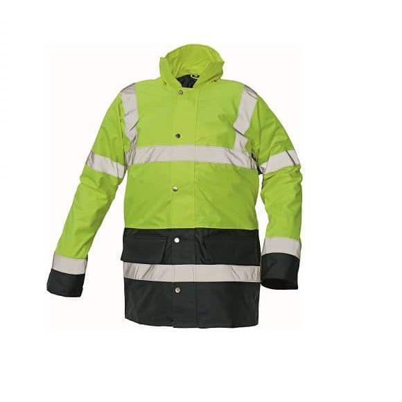 03010073 SEFTON jacket yellow navy 0112 www 580x580 - Kurtka ostrzegawcza ocieplana SEFTON