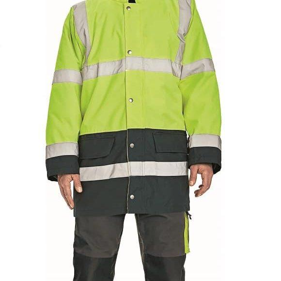 03010073 SEFTON jacket yellow navy model 19834 www 580x580 - Kurtka ostrzegawcza ocieplana SEFTON