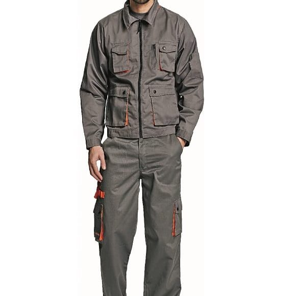 03010042 03020025 DESMAN pants jacket CERVA UNOR DEN3 7949 DESIGNUJ www2 580x580 - Bluza robocza DESMAN CERVA