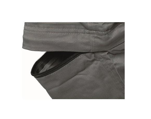 03020026 DESMAN pants 2in1 detail www - Spodnie robocze do pasa 2 w 1 DESMAN CERVA