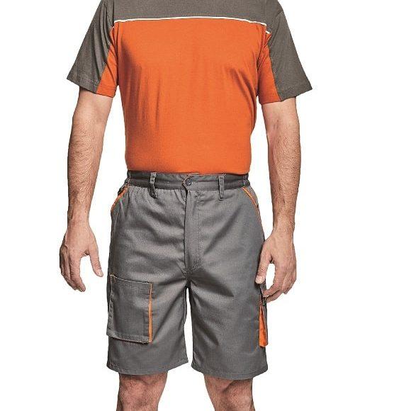 03040002 DESMAN T shirt 03100002 DESMAN SHORT model CERVA UNOR 2019 41803 www 580x580 - Podkoszulek roboczy męski DESMAN - CERVA
