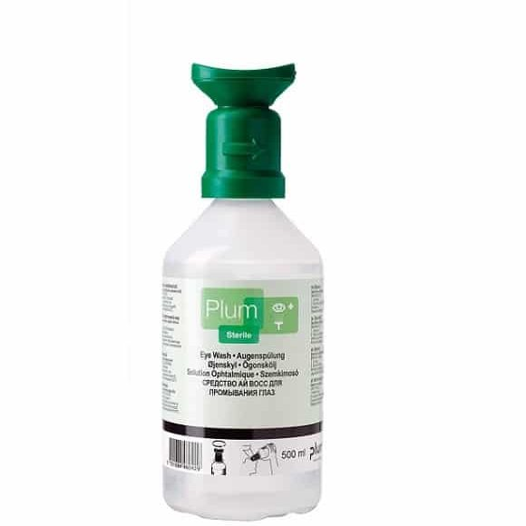 Plum eyewash www 580x580 - Płyn do płukania oczu PLUM EYEWASH 4604 (500 ml)