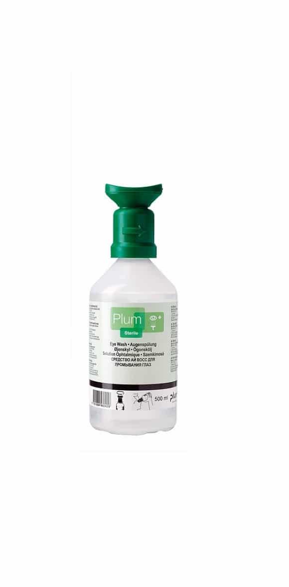 Plum eyewash www - Płyn do płukania oczu PLUM EYEWASH 4604 (500 ml)