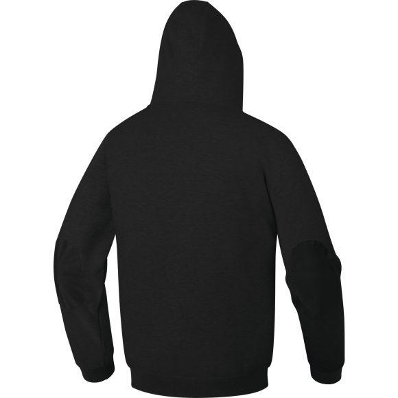 AREZZO NO back 580x580 - Bluza robocza z kapturem i wzmocnionymi łokciami AREZZO DELTA PLUS